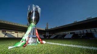 Per la prima volta la finale di Supercoppa italiana si svolge in Qatar. LaPresse