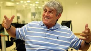 Bora Milutinovic, 70 anni, ex allenatore serbo