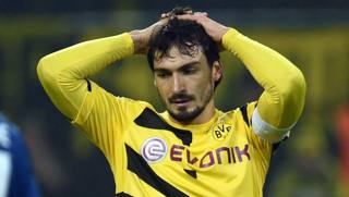Mats Hummels, 26 anni, difensore centrale del Borussia Dortmund. Afp