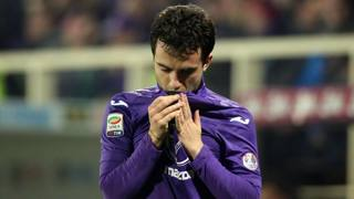 Giuseppe Rossi, attaccante della Fiorentina. Ansa