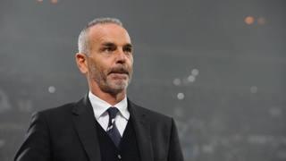 Stefano Pioli, tecnico della Lazio. Ansa