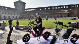 Gli scooter della Motit: presto sulle strade di Milano?