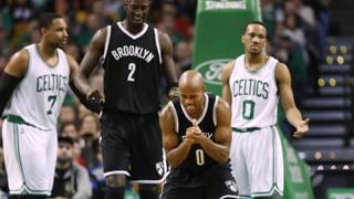 Jarrett Jack è stato uno dei migliori contro Boston. Reuters