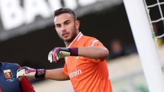Francesco Bardi, 22 anni, 9 presenze in stagione in A. LaPresse
