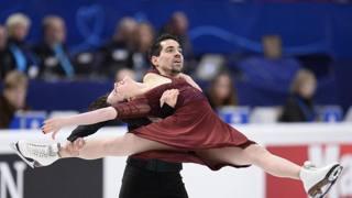 Anna Cappellini e Luca Lanotte: emozioni da podio