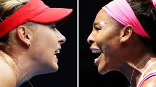 Serena-Sharapova, sfida al vertice