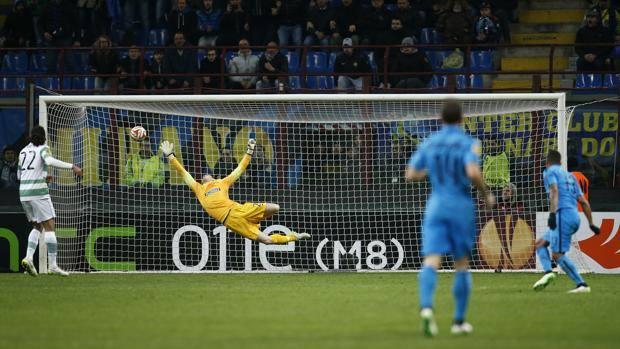 Il gol pazzesco di Fredy Guarin. Reuters