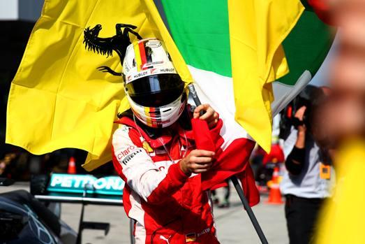 Sepang, magia di Vettel! Trionfo Ferrari, battuti Hamilton e Rosberg 467998510-023_mediagallery-article