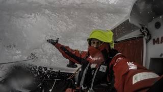 La Volvo Ocean Race a Capo Horn