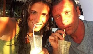 Cassano e Carolina, vacanze romantiche alle Maldive