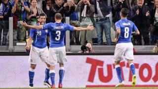 Italia-Inghilterra, che amichevole a Torino