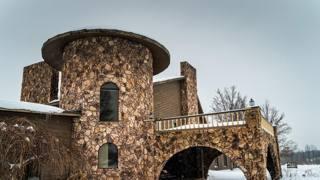 La casa da sogno (abbandonata) di Mike Tyson