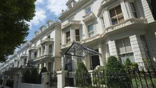 La nuova residenza di David e Victoria Beckham