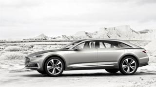 Audi Prologue Concept, è il momento della AllRoad