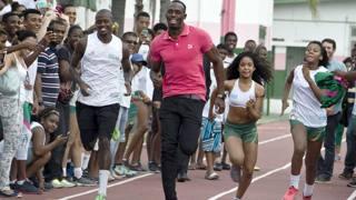 Bolt a Rio: via allo show
