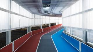 """Il nuovo Terminal """"olimpico"""" a Tokyo"""