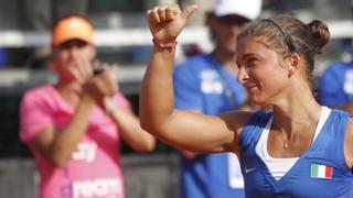 Fed Cup: Serena inizia col turbo, Sarita rimonta