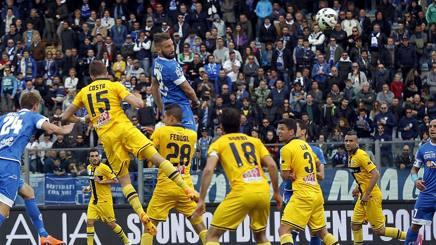 Il gol di Tonelli