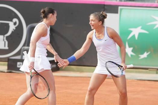 Tennis, Fed Cup: impresa azzurra, USA ko