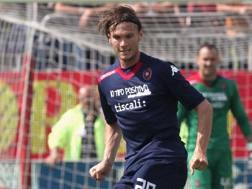 Albin Ekdal, 25 anni, lascer� il Cagliari dopo 4 stagioni. Getty