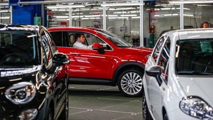 Fiat Chrysler, altre 1000 assunzioni entro il 2015