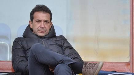 Antonino Pulvirenti, 57 anni, presidente del Catania. Ansa