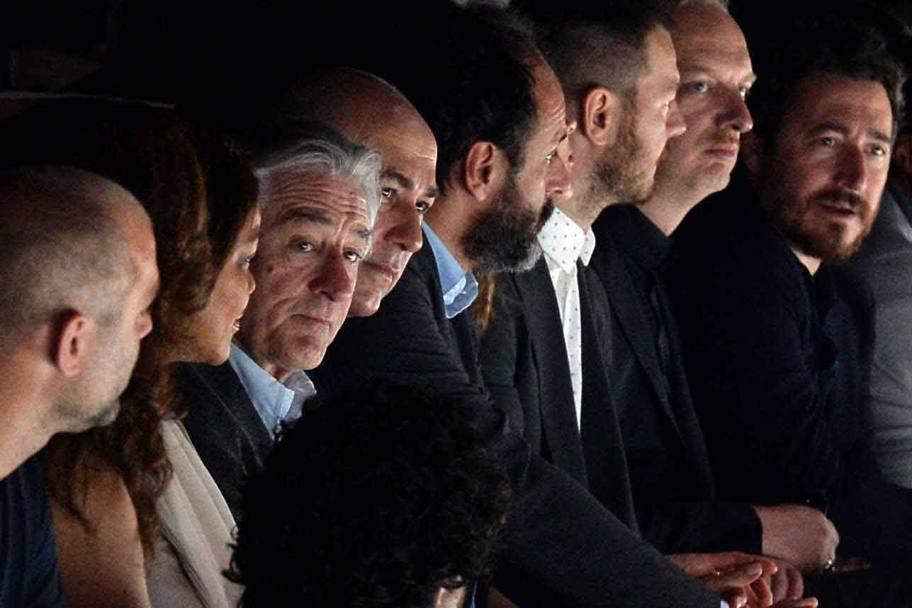 Giorgio armani firma una collezionemorbida senza la for Giorgio armani figli