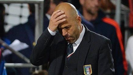 Luigi Di Biagio, 44 anni, allenatore dell'Italia Under 21 dal luglio 2013. Epa