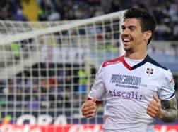 Diego Farias, 25 anni, 6 gol nell'ultimo campionato. LaPresse