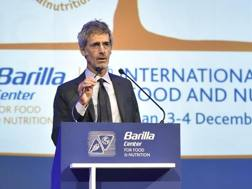 Guido Barilla. Ansa