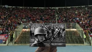 Dalle torture alla finale: lo stadio Nacional di Santiago