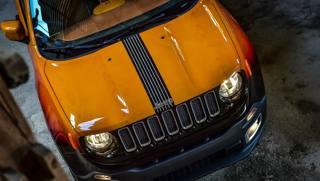 Come suona la Jeep Renegade