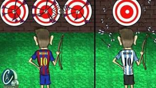 Higuain e Messi, sul web è gara di sfottò