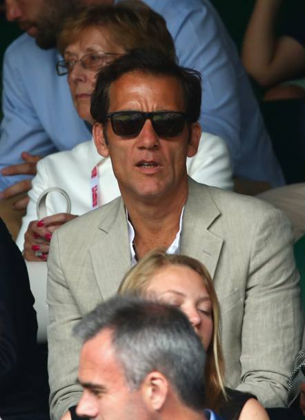 L'attore Clive Owen (Getty Images)