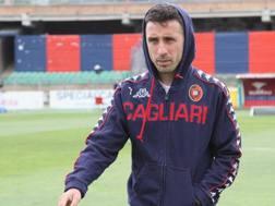 Andrea Cossu, 34 anni, svincolato dopo otto stagioni al Cagliari. Getty Images