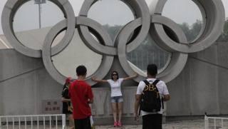 Duello asiatico per i Giochi