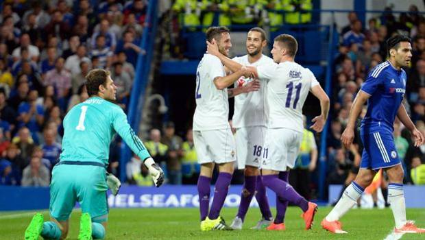 Video: Chelsea vs Fiorentina