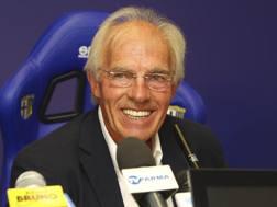 Nevio Scala, 67 anni, ex allenatore e presidente del Parma Calcio 1913. Getty Images