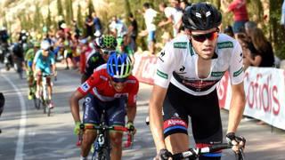 Vuelta, Dumoulin conquista la nona tappa e la maglia rossa