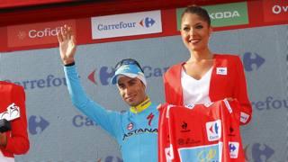 Vuelta, 11ª tappa: Aru vede rosso