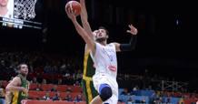 Marco Belinelli, 28 anni, in azione nei quarti contro la Lituania CIAMILLO