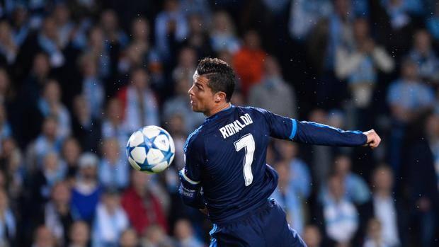 Cristiano Ronaldo colleziona record. Afp