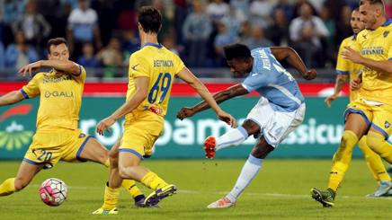 Video: Lazio vs Frosinone