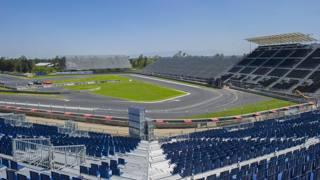Messico, inaugurato il circuito per la F1