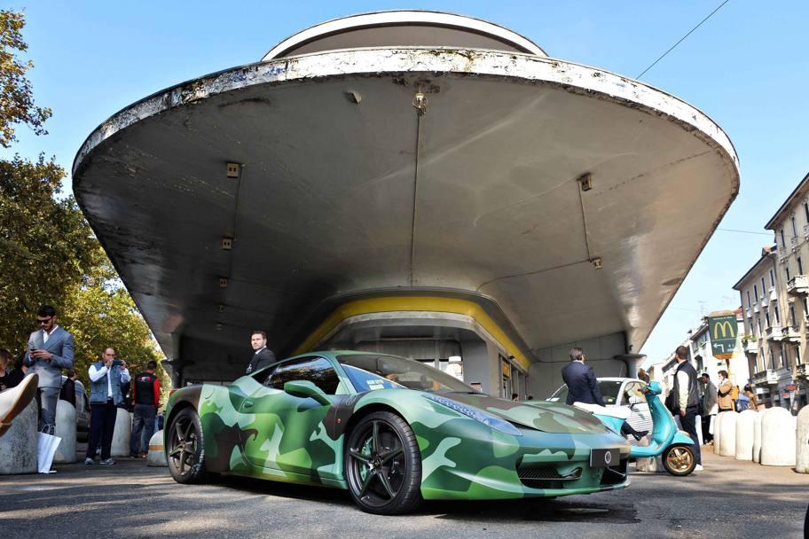 Lapo garage italia customs trova casa nella ex - Garage italia customs piazzale accursio ...