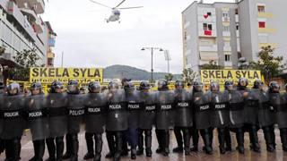 Albania-Serbia tra soldati, cecchini e vecchie ruggini