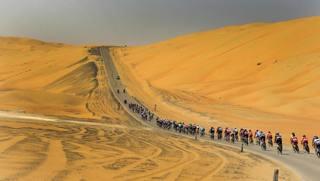 Abu Dhabi Tour, dopo il deserto vince Guardini