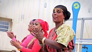 Expo, festeggia il Gibuti: musica, danze e tanta allegria