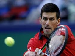 Novak Djokovic, 28 anni REUTERS