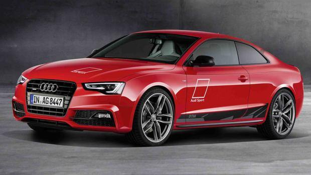 audi a5 coup dtm guerriera vestita di rosso. Black Bedroom Furniture Sets. Home Design Ideas
